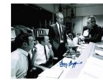 Gerry Griffin NASA Flight Director for Apollo 12,13, 15 & 17 genuine hand signed 10 by 8